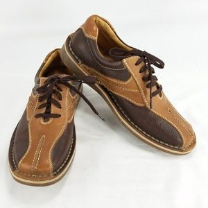 Mulinsen Genuine Leather Air Jet System Mens Shoes